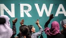 الأخبار: اتحاد أوروبا يشترط على الأونروا بعض التعديلات على كتب المنهج التعليمي كشرطٍ لتقديم الدعم المالي