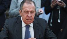 لافروف: إصلاح مجلس الأمن الدولي يجب أن يهدف إلى تمثيل الدول النامية
