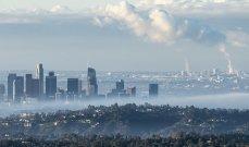 المنظمة العالمية للأرصاد الجوية: جودة الهواء تتراجع إلى مستويات ما قبل كورونا