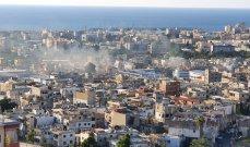 النشرة: جريحان باشتباكات مخيم عين الحلوة بين