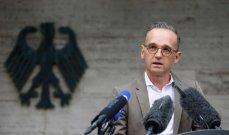 ماس: ممثل ألمانيا للحوار مع طالبان يتفاوض مع ممثلين عن الحركة في قطر