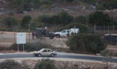 الجيش الإسرائيلي اعتقل فلسطينيا بزعم دهسه مستوطنة قرب رام الله