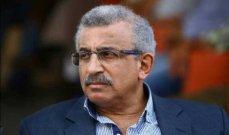سعد: لن نترك قضية المناضلين من أجل لقمة العيش ومواجهة الاحتكار
