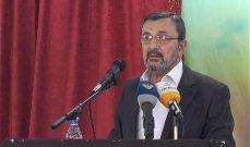 حسن عز الدين: المقاومة هي الطريق الأقرب للحرية