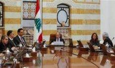 النشرة: وفد لبناني وزاري سيزور سوريا غداً السبت للاجتماع مع فيصل المقداد