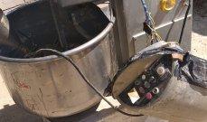 الجيش: دهم مخازن أحد كبار تجار المخدرات في بلدة النبي عثمان وضبط كمية منها وآلات لتصنيعها
