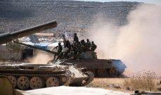 المركز الروسي للمصالحة: رصد 17 عملية قصف من قبل مسلحي