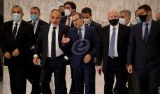 لبنان القوي: لتحديد أولويات الحكومة بما يتناسب مع أولويات الناس ونرفض محاولات إجهاض التحقيق بجريمة المرفأ