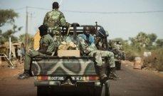 مقتل 4 جنود ماليين إثر إنفجار لغم أرضي وسط البلاد