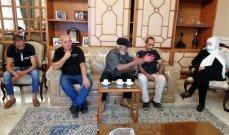 الحريري التقت وفدا من متضرري أحداث عين الحلوة: للبدء بإعداد ملف للتعويض عليهم