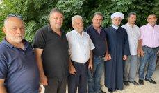 حزب الله وزّع 30 مليون ليرة لكل عائلة شهيد في تفجير التليل و15 مليون ليرة لكل جريح