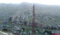 اعتقال سارق كابلات كهرباء إنارة قلعة بعلبك الأثرية
