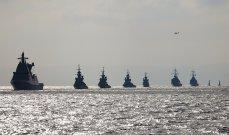 تدريب مشترك بين البحريتين الإسرائيلية والأميركية