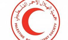 الهلال الأحمر الفلسطيني: ارتفاع عدد جرحى المواجهات مع الجيش الإسرائيلي شرق نابلس الى 70