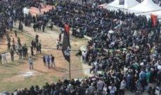 """كورونا تمنع المسيرات بعاشوراء النبطية و""""أمل"""" و""""حزب الله"""" ينسقان لاحياء المناسبة"""