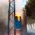 حريق في محول كهرباء ادى الى تلف محطة التحويل في بلدة الطيبة الجنوبية