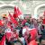 مظاهرات احتجاجية في العاصمة التونسية ضد إجراءات قيس سعيد