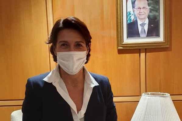 سفيرة فرنسا: اللبنانيون يحتاجون  إلى تحقيق العدالة من أجل البدء بمرحلة الحداد