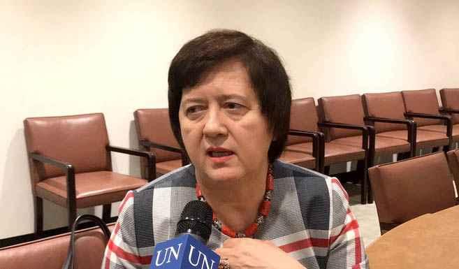المنسقة الخاصة للأمم المتحدة: حان الوقت لانتشال الشعب اللبناني من هذا المأزق