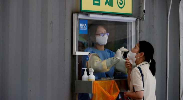 سلطات كوريا الجنوبية الصحية أعلنت حالة التأهب مع ظهور سلالة دلتا بلس الجديدة