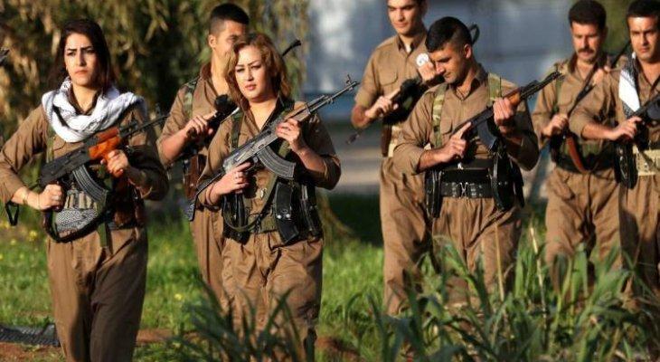 """وزارة الدفاع التركية تعلن تحييد 5 عناصر من """"بي كا كا"""" شمال العراق"""