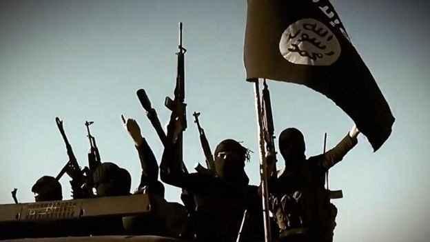 تنظيم داعش هاجم قضاء حديثة غربي العراق وأوقع عددا من القتلى والجرحى