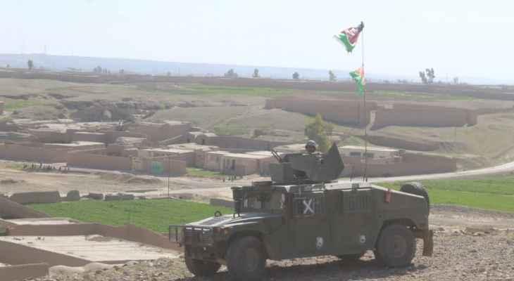 """الداخلية الأفغانية: مقتل 35 مسلحا من """"طالبان"""" بعمليات متفرقة وتدمير عدد من معاقلها"""