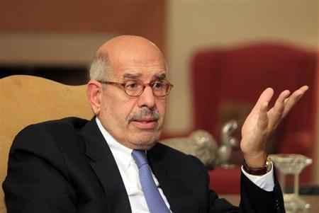 البرادعي: آمل أن تتحرك الدول العربية لانقاذ لبنان من نفسها
