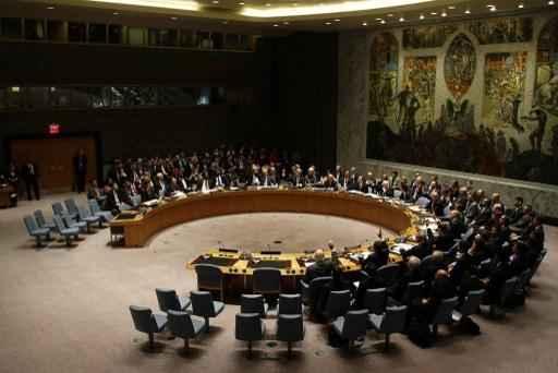 مجلس الأمن يدين مواقف الرئيس التركي بشأن قبرص