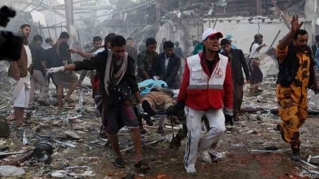 مقتل أكثر من 130 عنصرا بين قوات الحكومة والحوثيين في مأرب اليمنية