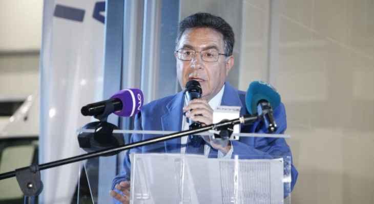 تويني: انفجار مرفأ بيروت لا يمكن الا أنيكون مفتعلا