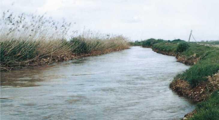 مقتل شاب نتيجة انفجار لغم أرضي في مجرى النهر الكبير قبالة بلدة العبودية