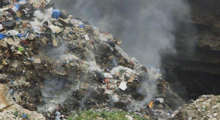 النشرة: اهالي مرجعيون يطلبون إيجاد الحلول اللازمة لمشكلة مكب النفايات التابع لبلدية كفررمان