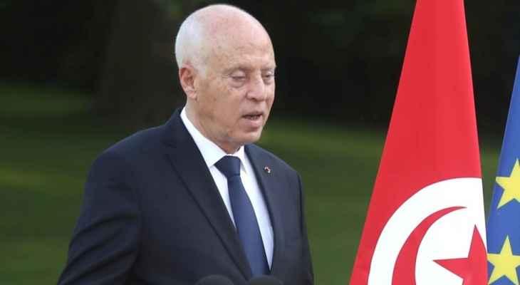 قيس سعيد: لا أريد التنكيل بأي كان بل إعادة الأموال المنهوبة إلى الشعب التونسي
