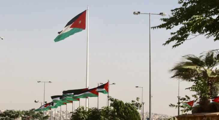 """الأمن العام الأردني: 90% من النزلاء الجدد في السجون مصابون بـ""""كورونا"""""""