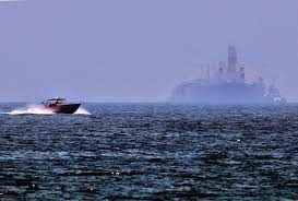 """البحرية البريطانية: خاطفو السفينة """"اسفلت برينسيس"""" في خليج عمان غادروها"""