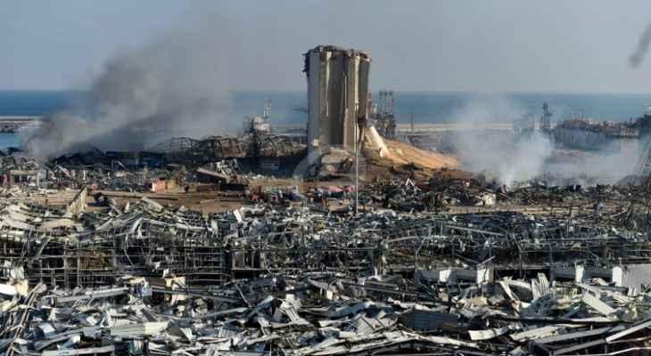 الشرق الاوسط:بيطار اقترب من إسدال الستار على الشق الداخلي من التحقيق بانفجار المرفأ