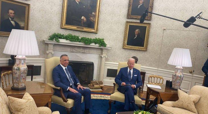 بايدن يعلن انتهاء المهمة القتالية للأميركيين في العراق وبدء مرحلة جديدة من التعاون العسكري