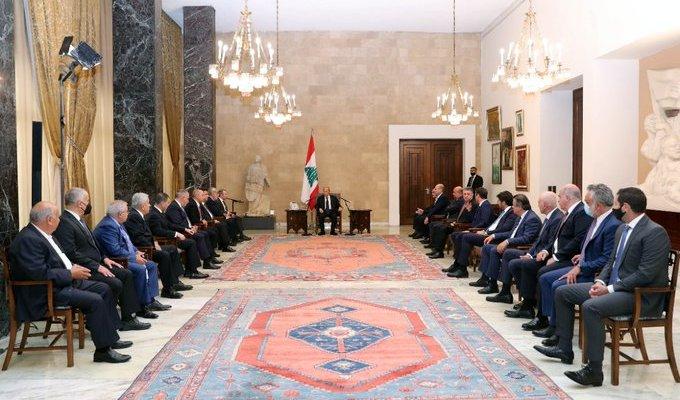 """""""لبنان القوي"""" لم يسمّ أحدا لتشكيل الحكومة: نتأمل ان يتم تصحيح رأينا بالأداء الذي سنراه"""