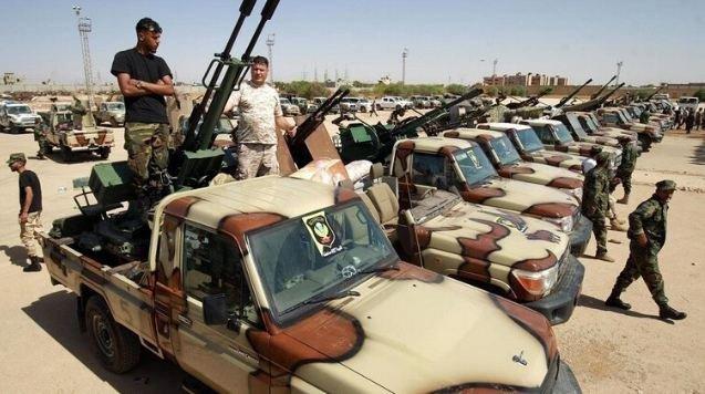 الجيش الليبي: مقتل جندي من قوة المهام الخاصة في معارك مع عناصر تشادية جنوب البلاد