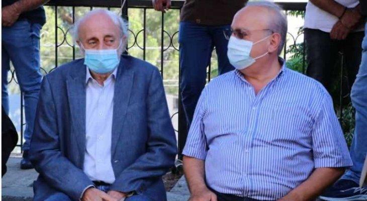 وهاب: الحكومة بحاجة لتدخل إلهي وذاهبون إلى أيام صعبة تستدعي التضامن والاهتمام بقضايا الناس