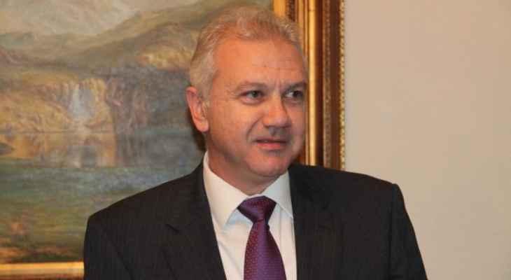 كرم: الحلّ الفعلي والفوري للأزمة اللبنانية يجب أن يكون بالانتخابات النيابيّة