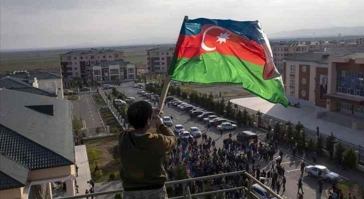الخارجية الأذرية: سلمنا 15 جنديا أرمنيا أسروا خلال معارك كاراباخ
