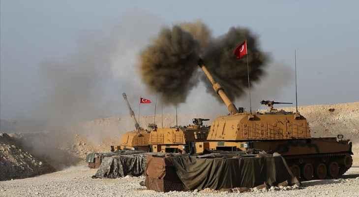 الدفاع التركية: تحييد 39 إرهابيا شمالي سوريا خلال الأيام الـ5 الأخيرة