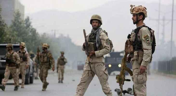 سبوتنيك: مقتل 8 جنود أفغان وإصابة 3 آخرين بهجوم سنته طالبان على نقطة تفتيش شرق ننغرهار