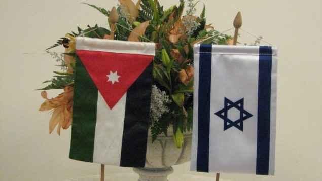 وزير خارجية إسرائيل التقى نظيره الأردني بعمان وتوقيع اتفاقات بمجالي التجارة والمياه