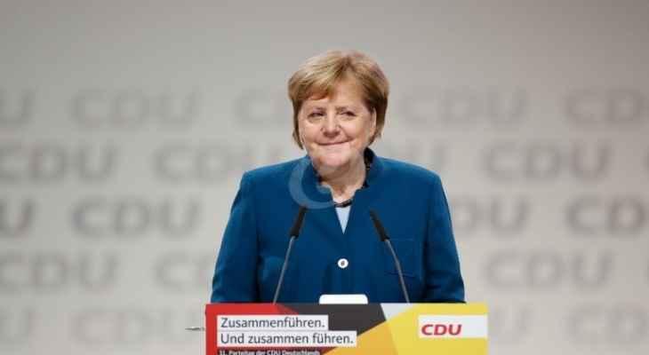 """ميركل: عدد الإصابات بـ""""كورونا"""" في ألمانيا يرتفع بشكل مثير للقلق"""