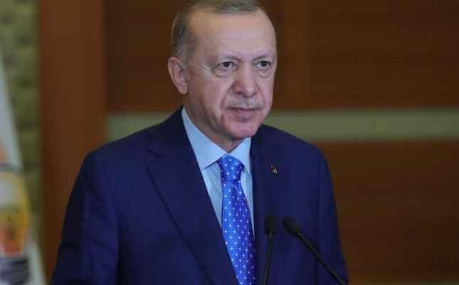 اردوغان: حاسبنا وسنواصل محاسبة الخونة على محاولة الانقلاب عام 2016