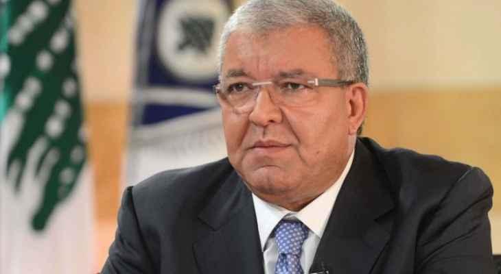 المشنوق: أنا مستعدّ للحضور متى طلب القاضي البيطار الاستماع إلى إفادتي