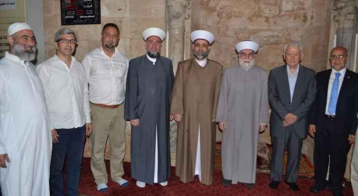 إمام في خطبة العيد: حقوق المسيحيين كما المسلمين مصانة ولا تحتاج إلى بدع لدرجة تعطيل البلد